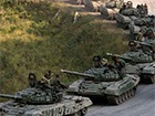 На територію України триває переміщення важкого озброєння та ротація військовослужбовців ЗС РФ