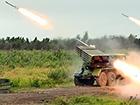 Терористи 5 разів з «Градів» обстріляли селище Чорнухине