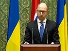 Яценюк: Відповідальність за майбутню гуманітарну катастрофу Донецька та Луганська несе Кремль