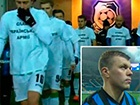 Гравець «Чорноморця» Олексій Гай не захотів прославляти українську армію