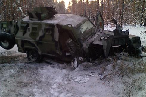 На Луганщині біля держкордону відбувся бій з російською диверсійно-розвідувальною групою - фото