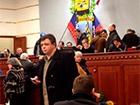Семенченко засвітився у захопленій сепаратистами Донецькій ОДА