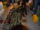 В Одесі затримано диверсанта з чималеньким арсеналом зброї