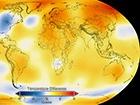2014 рік був рекордно теплим на Землі