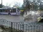 ГПУ: зупинку в Донецьку терористи обстріляли з Куйбишевського району міста