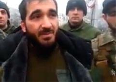 Кадирівці в Донецьку: «Ми на своїй землі» - фото