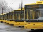 «Київпастранс» зняв з маршрутів 177 одиниць громадського транспорту і зменшив кількість маршрутів