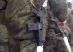 У «ополченців» Луганська чомусь така ж зброя, яка перебуває на озброєнні підрозділів спецпризначення Росії - фото