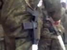 У «ополченців» Луганська чомусь така ж зброя, яка перебуває на озброєнні підрозділів спецпризначення Росії