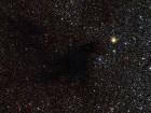 Темна туманність затулила собою сотні зірок – фото