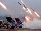 Терористи вже з ранку першого дня року з «Граду» обстріляли позиції українських військових