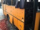 Терористи, які влучили в автобус з мирними людьми, випустили з «Градів» понад 40 снарядів