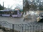 В ОБСЄ розповіли, з чого могли обстріляти тролейбус у Донецьку