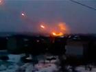 Вночі терористи розпочали штурмові дії в районі Малоорлівки, та відступили