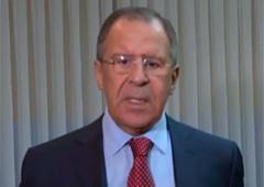Лавров: українців в Росію пускатимуть без закордонних паспортів - фото
