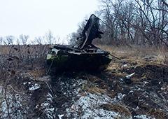 Майже 3 тисячі бойовиків та російських військових знищено на Дебальцевському напрямку з початку року - фото