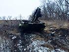 Майже 3 тисячі бойовиків та російських військових знищено на Дебальцевському напрямку з початку року