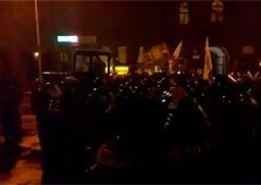 Міліція розігнала мітинг під Нацбанком. Аваков приносить вибачення - фото