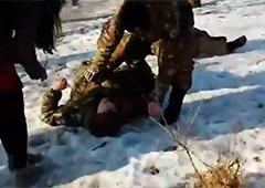 Момент вибуху у Харкові на відео - фото