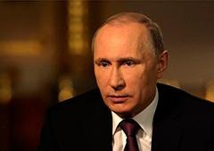 Путін: Начальник Генштабу ЗСУ сказав, що Україна не воює з російською армією, отже вторгнення немає - фото
