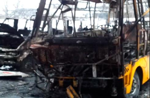 Ранковий обстріл автостанції та заводу у Донецьку кваліфіковано як терористичний акт - фото