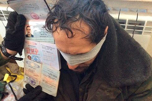 Серед захоплених бойовиків з банди Гіві є громадяни РФ - фото