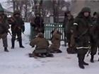 Українські військовослужбовці під Дебальцевим потрапили в полон