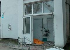 В Івано-Франківську біля пологового будинку вибухнула граната, загинула людина - фото