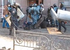 В Криму за «побиття» беркутівця заарештували євромайданівця - фото