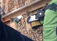 В Одесі під залізничною колією знайшли закладену вибухівку - фото