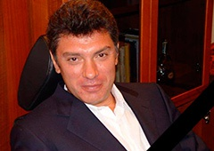 Вбили Бориса Нємцова - фото