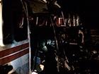 Автобус підірвався на міні, є загиблі