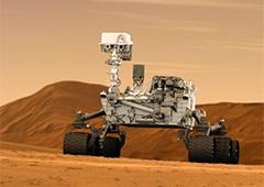 Марсохід Curiosity виявив ще один ключовий елемент життя - фото