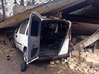 На Львівщині автомобіль влетів в зупинку, загинули п'ятеро людей