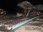 На Волині літак впав на житловий будинок, загинув пілот