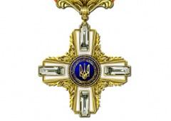 Порошенко нагородив Нємцова орденом Свободи - фото