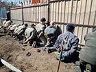 В Одесі на скандальному будівництві сталася масова бійка