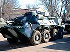 Військовим передали бронеавтомобілі «Світязь»