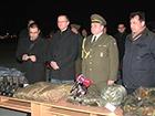 З Чехії прибула гуманітарна допомога для ЗСУ