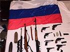 Затримано сепаратиста, який приймав участь у травневих подіях в Одесі. У нього вилучено вибухівку та зброю