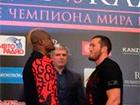 Чемпіон WBA Лебедєв і претендент Каленга пройшли процедуру зважування