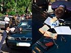 Київські міліціонери вимагали 5 тис доларів