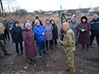 Мешканці села на Луганщині попросили «повернути їх знову до України»