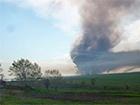 На полігоні під Ростовим вибухи та пожежі