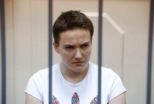 Надії Савченко придумали остаточне звинувачення - фото