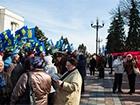 Під Верховною Радою вимагають створення ТСК щодо можливих зловживань Яценюка