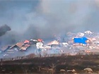 Причина масштабної пожежі в Хакасії – підпал трави