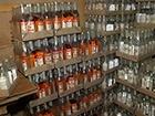У Києві вилучили 30 тисяч пляшок фальсифікованої горілки