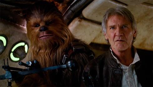 Вийшов новий тизер до фільму «Зоряні війни: Пробудження сили» - фото