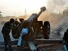 Ввечері 7 квітня бойовики 23 рази обстріляли позиції сил АТО